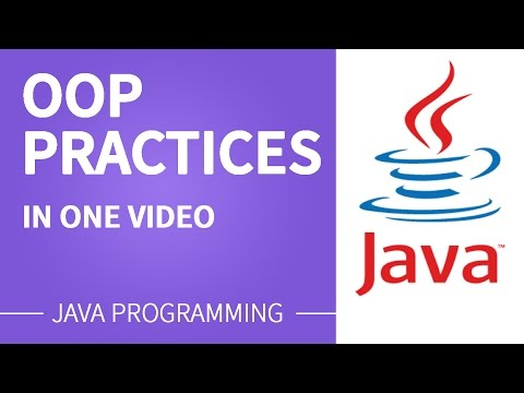 Java Programming – OOP Practices