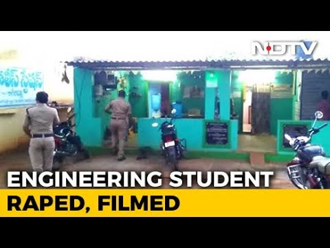 Andhra Student Alleges Gang-Rape, Says Accused Filmed Act To ...