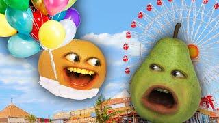Babysitting Baby Annoying Orange - Amusement Park