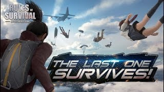 Rules of Survival – видео обзор