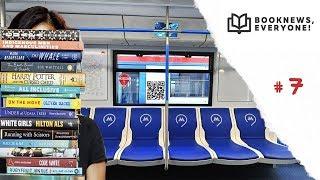 Booknews, everyone | Книжные покупки и электронные библиотеки в метро