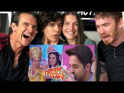 DREAM GIRL | Ayushmann Khurrana | Nushrat Bharucha | Trailer REACTION!