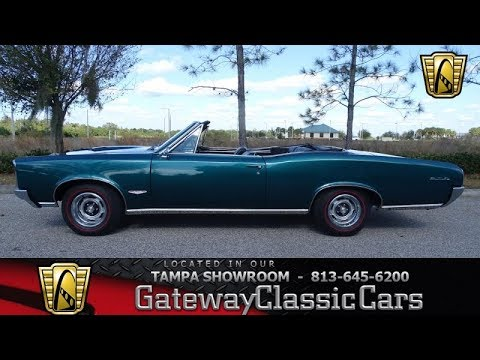 Video of '66 GTO - MF43