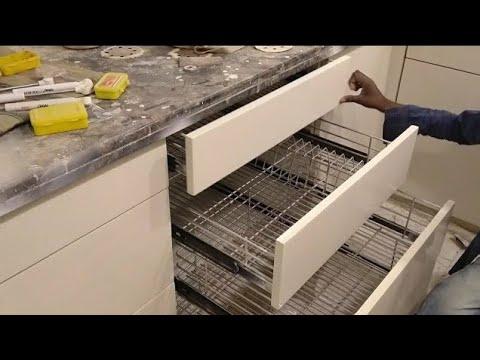 kitchen design 2019 | Latest Modular kitchen design | Modular kitchen cabinet with duco paint