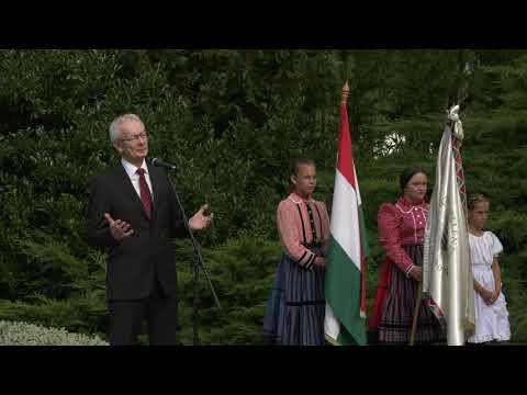 Ormai István ünnepi beszéde az államalapítás évfordulóján 2021.08.20-án