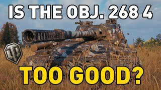 World of Tanks || is the Object 268 v4 too good?
