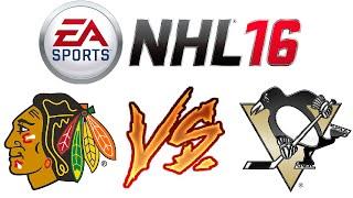 NHL 16 - Ranked Online Versus #4 - Crosby Why You Always Diving?! - Video Youtube