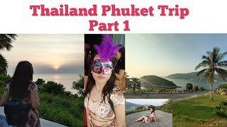 Phuket Thailand trip | Thailand money exchange rate tips | travel vlog | Le Méridien five star hotel