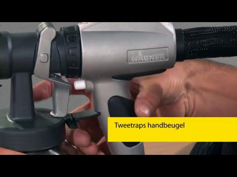 WAGNER Finish Control XVLP 5000