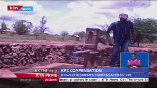 Kibwezi residents compensated by Kenya Pipeline Company for oil leak