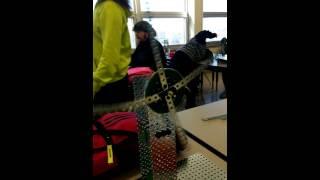 VEX build windmill