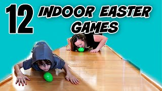 12 Easter Party Games For Kids | Indoor Games For Kids At Home