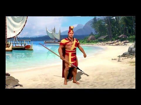 Sid Meiers Civilization V Civilization and Scenario Pack Polynesia