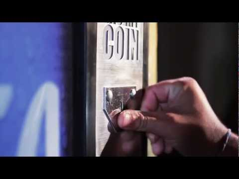 This Vending Machine Won't Give Up Your Beer Until You Tackle It