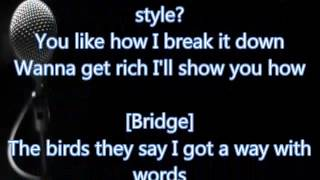 50 Cent - Like My Style (Lyrics)