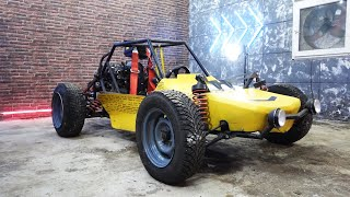 Repair of this buggy from PUBG