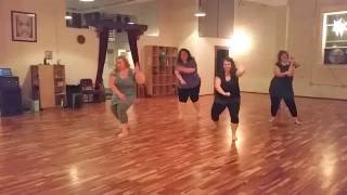 Total eclipse of the heart dance and improv