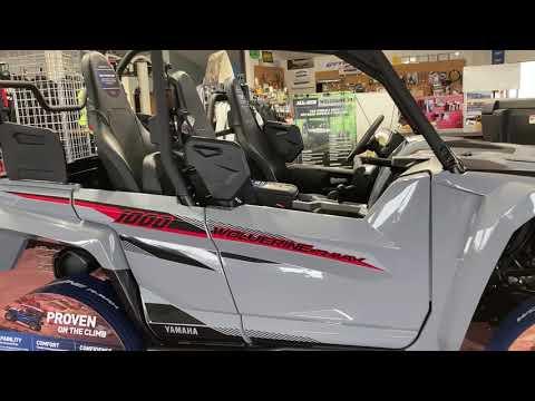 2021 Yamaha Wolverine RMAX4 1000 in Belle Plaine, Minnesota - Video 1