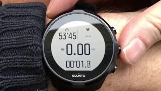 Suunto Spartan Sport Wrist HR Interface (english)