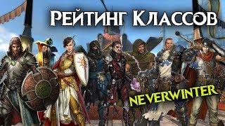 Классы Невервинтер.  За кого играть в Neverwinter Online