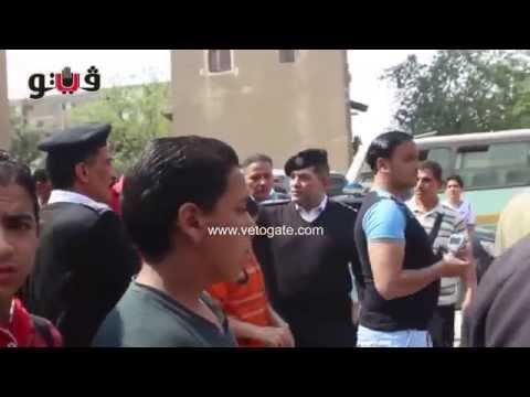 بالفيديو.. مواطن لمحافظ القاهرة: «إنت ماعندكش دم»