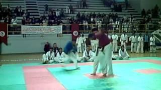 preview picture of video 'Taekwondo démonstration // Maitre Kang Suk Dong 17. 03. 2009 Hammam Sousse'