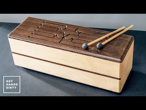 Making Your Own Tongue Drum