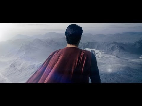 MOVIES : Superman: Man of Steel Trailer - New Trailer