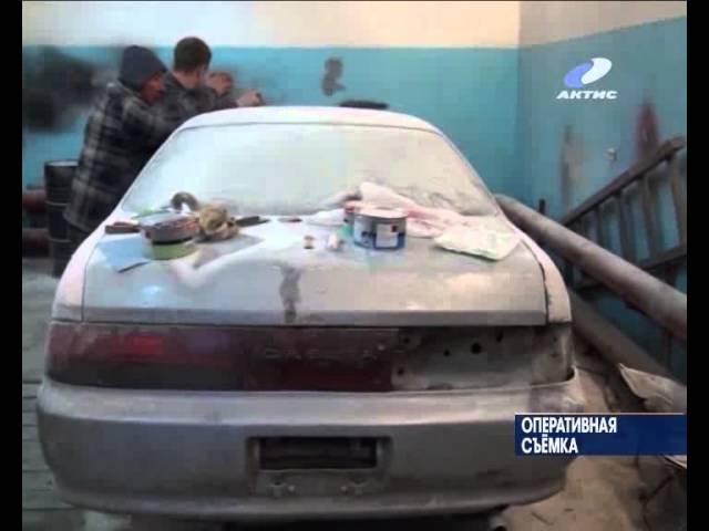 Крупный наркодилер маскировался под владельца автосервиса