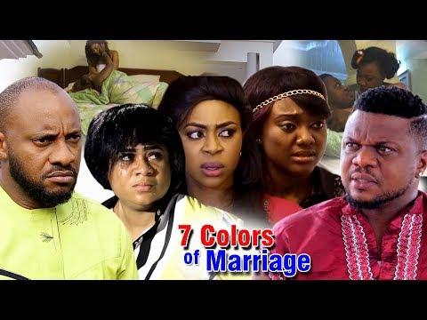 7 Colors Of Marriage  Season 2 - Ken Erics&Yul Edochie 2018 Latest Nigerian Nollywood Movie|Full HD