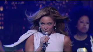 Beyoncé Knowles   Halo (Live @ The Late Show With David Letterman)