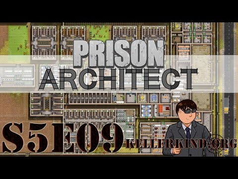 Prison Architect [HD|60FPS] S05E09 – Verurteilung – Part 4 ★ Let's Play Prison Architect