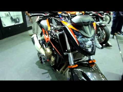 2016 NEW HONDA CB500F walkaround