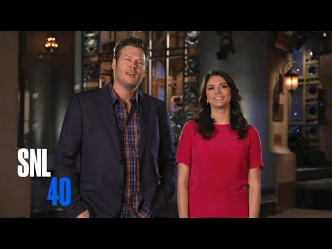 Saturday Night Live 40.12 (Preview 'Blake Shelton and Cecily Strong')
