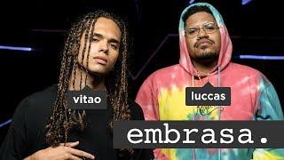 VITÃO FT LUCCAS CARLOS   EMBRASA (CLIPE OFICIAL)