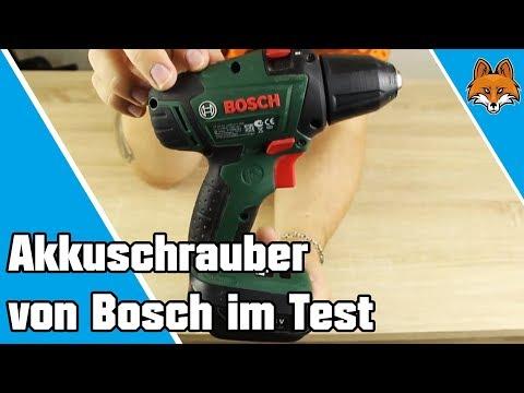 Akkuschrauber Test Bosch PSR 14,4 LI 2 🛠