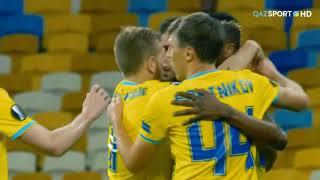 УЕФА Еуропа лигасы. АСТАНА - ДИНАМО КИЕВ
