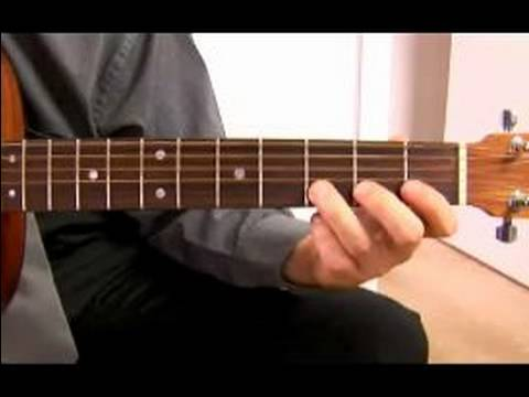 Beginner Guitar Lessons: Tuning, Strings & Notes : How to Play Yankee Doodle on Guitar
