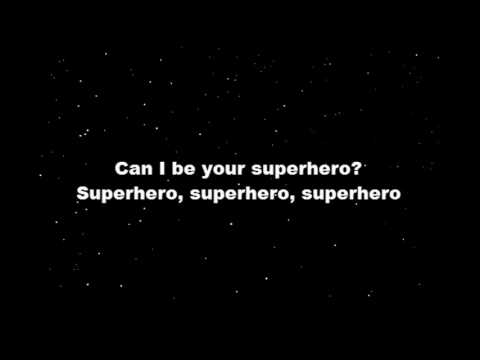 Unknown Brain - Superhero (ft. Chris Linton) [Lyrics]