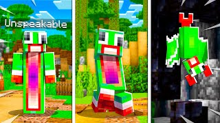 MINECRAFT But Every Animal Is A CLONE Of YOU!