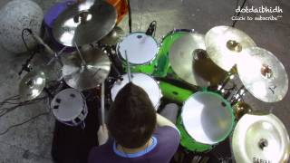 Angels & Airwaves - Young London(DC Drum Cover)