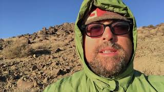 My camping trip to the summit of Mount Sinai in Arabia (Jabal Maqla)
