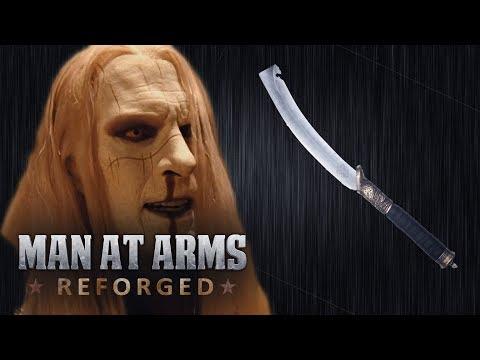 Prince Nuada's Sword - Hellboy 2 - MAN AT ARMS: REFORGED
