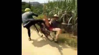 Fui  Muntar  Na  Bicicleta