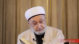 Kısa Video: Aslâ Ashâbım Aleyhinde Konuşmayınız!