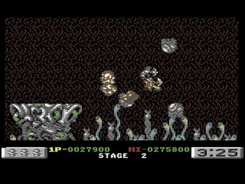 Dragon Breed (c64) longplay