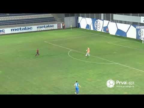 Prva liga Srbije 2019/20: 3.Kolo: METALAC – KABEL 1:3 (1:1)