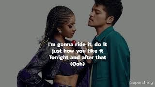 Cardi B & Bruno Mars   Please Me