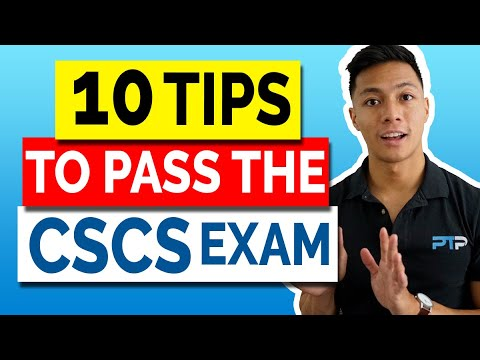 10 Critical Tips to Pass the NSCA CSCS Exam in 2021 - YouTube