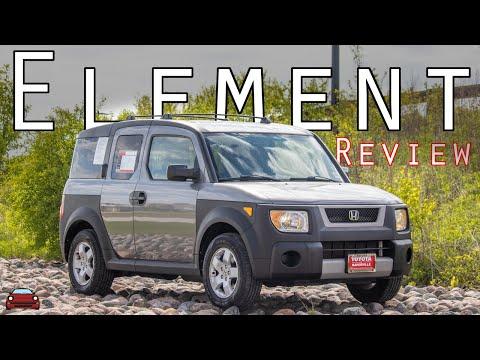 2005 Honda Element Review - Built Like A TRAIN!